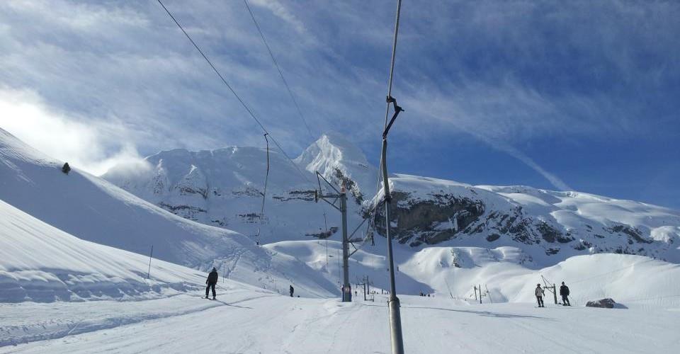 Estación de Esquí de Candanchú (Pirineos)